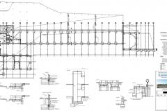 st clair du rhone - plan DCE fondations